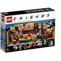 LEGO 乐高 IDEAS系列 21319 老友记 中央咖啡馆 *2件