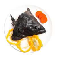 舌尖海事 鲽鱼鱼头 600g
