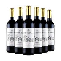 BC 集美 奥德之风 干红葡萄酒 750ml*6瓶
