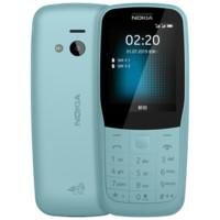 诺基亚 220 全网通4G手机 蓝色