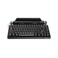 京造 JZ-FK5104S BT 复古蓝牙机械键盘 (Cherry青轴、84键)