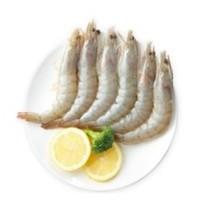 极易鲜锋 厄瓜多尔进口 南美白虾 净重1.95kg(90-120只)