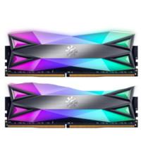 ADATA 威刚 XPG 龙耀D60G DDR4 3000MHz 台式机内存 16GB(8GBx2)