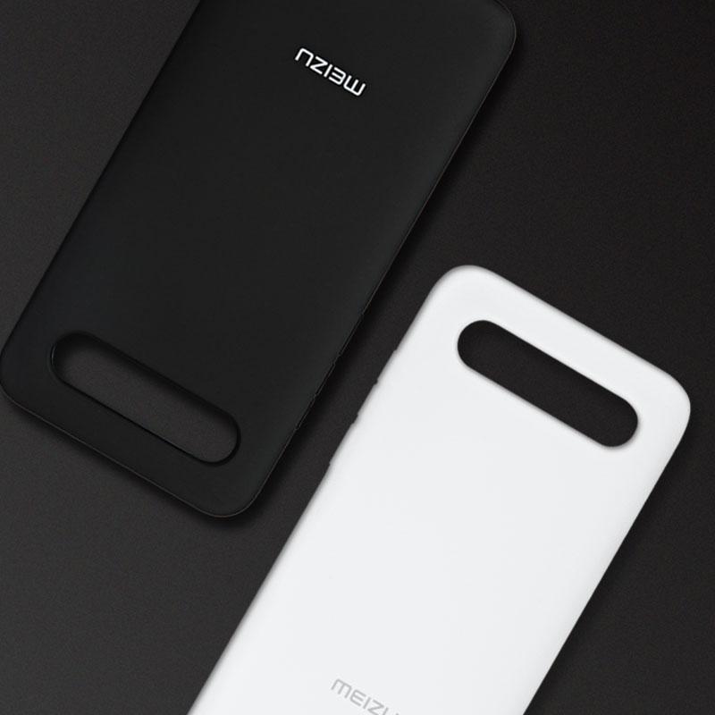 魅族17系列液态硅胶手机壳全包防摔真硅胶柔和手感