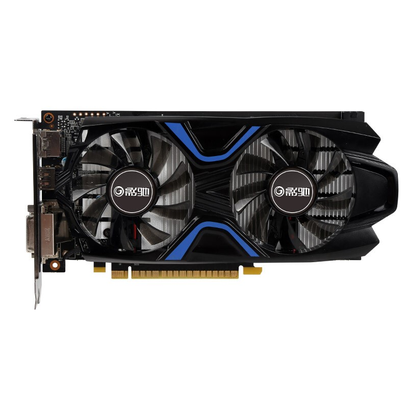 GALAXY 影驰 GeForce GTX 1050 Ti 大将 显卡 4GB