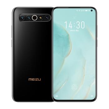 MEIZU 魅族 17 pro 5G智能手机 乌金 全网通 12G+256G