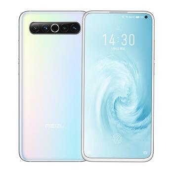双11预售 : MEIZU 魅族 17 智能手机 8GB+256GB 全网通 AG 梦幻独角兽