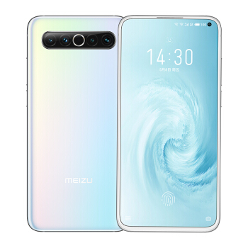 MEIZU 魅族 17 5G智能手机 8GB+256GB AG 梦幻独角兽