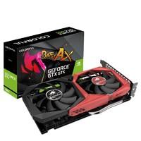 COLORFUL 七彩虹 战斧 GeForce GTX 1660 6G 显卡 6GB