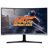 双11预售:SAMSUNG 三星 C27RG50FQC 27英寸显示器(1500R、240Hz)