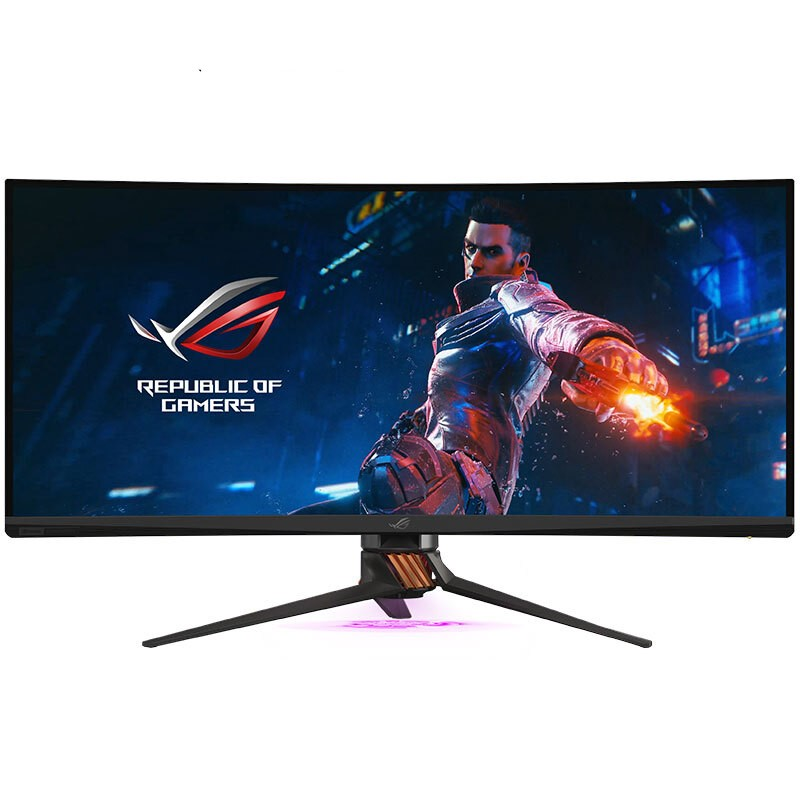Asus/华硕 ROG玩家国度 PG35VQ 35英寸台式电脑200Hz超宽2K带鱼屏显示器HDR 新品 35英寸超2K 200Hz HDR