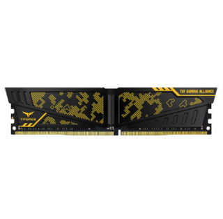 Team 十铨 迷彩系列 台式机内存 8GB DDR4  2666MHz