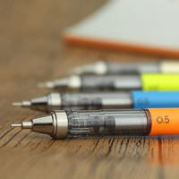 2019日本文具大赏日本TOMBOW蜻蜓自动铅笔摇动出铅MONO绘图活动铅笔0.5/0.3mm学生涂卡笔低重心绘图笔不断铅