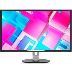 PHILIPS 飞利浦 328P6VJEB 31.5英寸 VA显示器(3840×2160、95%NTSC)