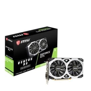 MSI 微星 GeForce GTX 1660 SUPER VENTUS XS C OC 显卡 6GB
