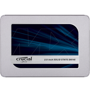 crucial 英睿达 MX500 SATA3 固态硬盘 250GB