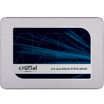 crucial 英睿达 MX500 固态硬盘 500GB SATA接口 CT500MX500SSD1
