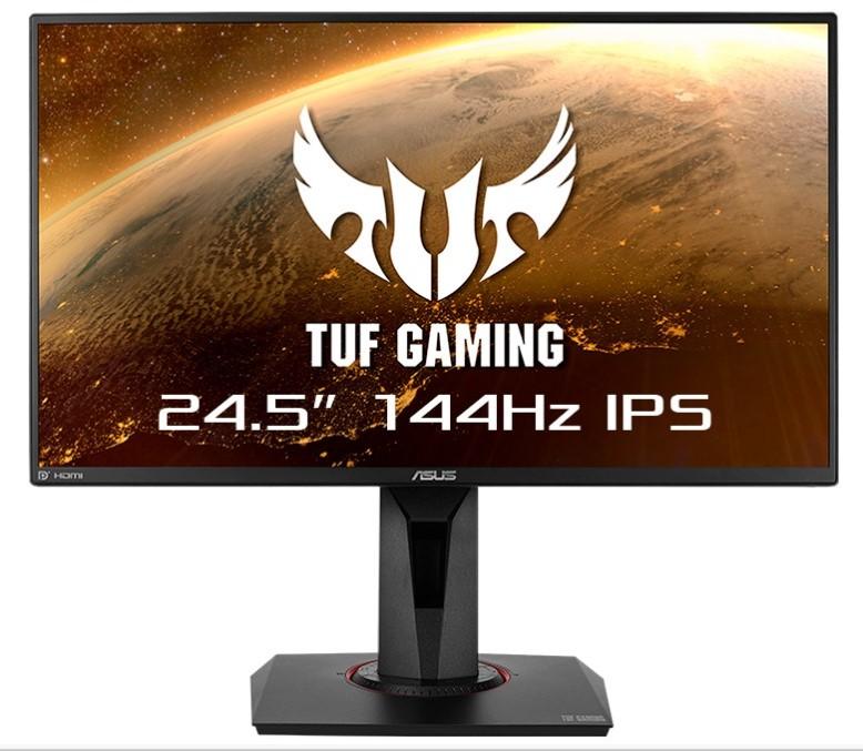 ASUS 华硕 TUF Gaming VG259Q 24.5英寸 144Hz  1ms 155H刷新率 显示器