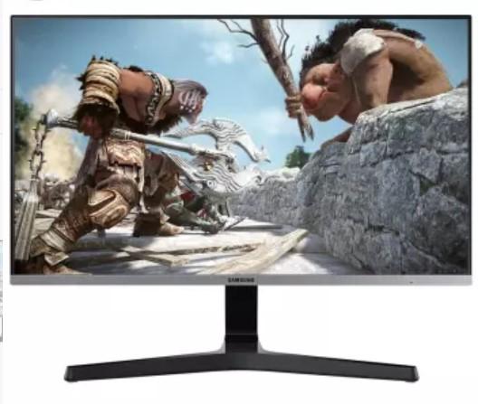三星(SAMSUNG)23.8英寸 爱眼不闪屏滤蓝光 可壁挂 FreeSync 液晶电脑显示器 S24R352FHC(HDMI接口)