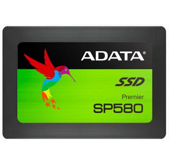 ADATA 威刚 SP580 SP580 固态硬盘 480GB SATA接口 SP580 480G