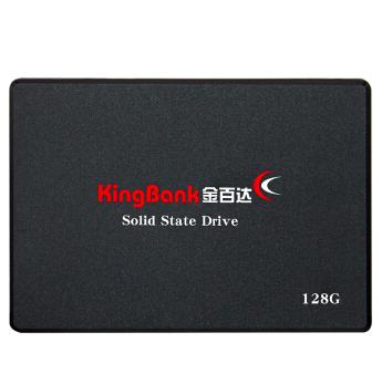金百达(KINGBANK) 128GB SSD固态硬盘 SATA3接口 KP320