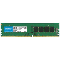 crucial 英睿达 台式机内存 8GB DDR4 3200MHz