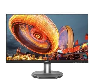 PHILIPS 飞利浦 23.8英寸IPS宽视角窄边框 低蓝光不闪屏 高清电脑显示器(配HDMI线) 241S8QHSB