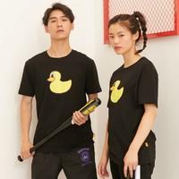 PANCOAT PCCTE192054U 男女同款大黄鸭T恤