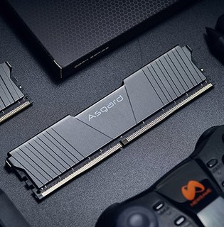 Asgard 阿斯加特 洛极T2系列 DDR4 3000MHz 台式机内存 32GB