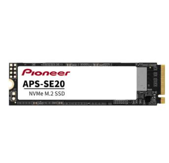 Pioneer 先锋 APS-SE20 NVMe M.2 固态硬盘 512GB(PCI-E3.0)