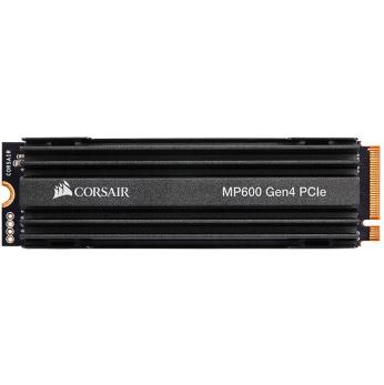 美商海盗船(USCORSAIR)1TB SSD固态硬盘 PCI-E 4.0(NVMe协议)Force MP600 旗舰电竞型 五年质保