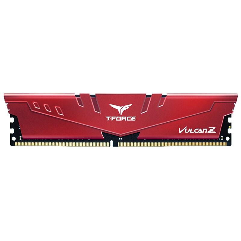 Team 十铨 火神系列 台式机内存 16GB DDR4 3200MHz