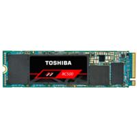 东芝(TOSHIBA)(现已更名为铠侠)500G  SSD固态硬盘 M.2接口(NVME协议) RC500系列