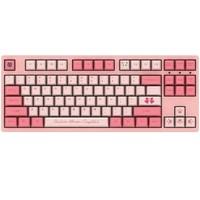 AKKO 3087 美少女战士机械键盘 有线键盘 游戏键盘 电竞 87键 吃鸡键盘 笔记本键盘 AKKO轴 蓝轴 自营