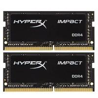 Kingston 金士顿 Hyperx 骇客神条DDR4 2666MHz 16GB(8GBx2)