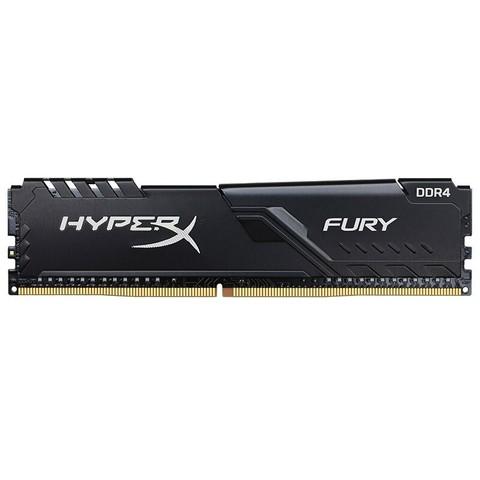 HYPER Fury雷电系列 DDR4 DDR4 3200MHz 黑色 台式机内存 16GB HX432C18FB/16-SP