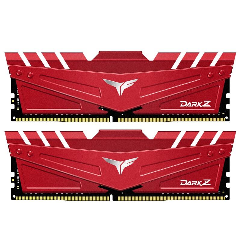 Team 十铨 冥神系列 台式机内存 32GB DDR4 3600MHz