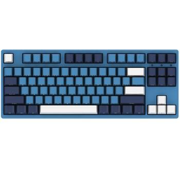 AKKO 3087SP海洋之星机械键盘 Cherry樱桃轴 有线游戏键盘 电竞键盘 吃鸡键盘 绝地求生 红轴