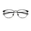 裴漾 中性防蓝光全框套镜5551 黑色镜框+1.60超薄非球面镜片(可配0-800度)