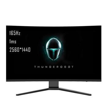 ThundeRobot 雷神 Q27H165 27英寸2K VA显示器(2560×1440、165Hz、1500R、1ms)
