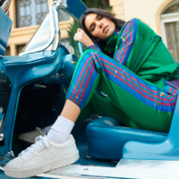 adidas 阿迪达斯 SLEEK 女子经典运动鞋