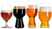 诗杯客乐(Spiegelau) 啤酒杯 套件 4991697 4个装 *2件