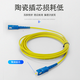 宇宙悍将 SC-SC单模光纤跳线 1m 2.38元包邮
