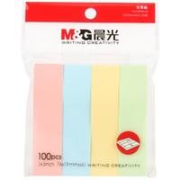 M&G 晨光 YS-13 便签纸 76*19mm 100页/条 4条装 *5件