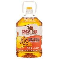骆驼唛 特香压榨花生油 6.18L(需用券)送标价22的小油共两瓶 *2件