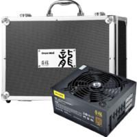 Great Wall 长城 巨龙 GW-EPS1000DA 额定1000W 电脑电源(80PLUS金牌/全模组)