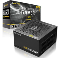 安钛克HCG850开箱与乔思伯V9安装ATX电源记录