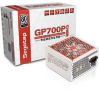 1日0点、61预告:Segotep 鑫谷 GP700P 白金版 电脑电源 白金牌(92%)600W 非模组化