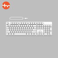 粉丝价:YMI 悦米 MK03C 有线键盘 104键