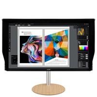宏碁(Acer)27英寸4K高分IPS炫彩HDR创作设计师专用显示器ConceptD CP7271K ( Delta E1 99%AdobeRGB)